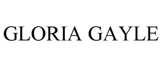 mark for GLORIA GAYLE, trademark #85682364