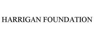 mark for HARRIGAN FOUNDATION, trademark #85682367