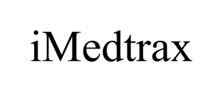 mark for IMEDTRAX, trademark #85682400