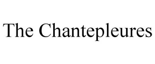 mark for THE CHANTEPLEURES, trademark #85682674