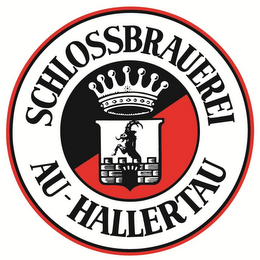 mark for SCHLOSSBRAUEREI AU-HALLERTAU, trademark #85682811