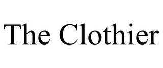 mark for THE CLOTHIER, trademark #85682862