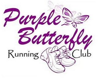 mark for PURPLE BUTTERFLY RUNNING CLUB, trademark #85682973