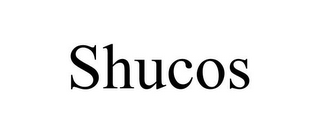 mark for SHUCOS, trademark #85683288