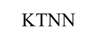 mark for KTNN, trademark #85683301