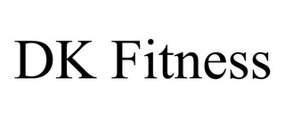 mark for DK FITNESS, trademark #85683380