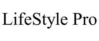 mark for LIFESTYLE PRO, trademark #85683409