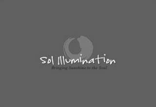 mark for SOL ILLUMINATION BRINGING SUNSHINE TO THE SOUL, trademark #85683431