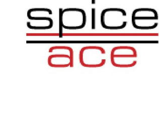 mark for SPICE ACE, trademark #85683440