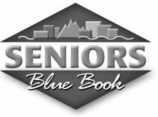 mark for SENIORS BLUE BOOK, trademark #85683534