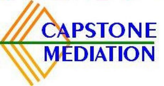 mark for CAPSTONE MEDIATION, trademark #85683539