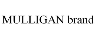 mark for MULLIGAN BRAND, trademark #85683597