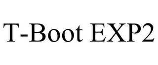 mark for T-BOOT EXP2, trademark #85683655