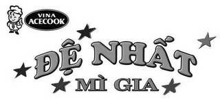 mark for VINA ACECOOK DE NHAT MI GIA, trademark #85683744