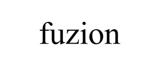 mark for FUZION, trademark #85683745