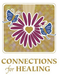 mark for CONNECTIONS FOR HEALING, trademark #85683755