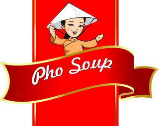 mark for PHO SOUP, trademark #85683766