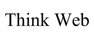 mark for THINK WEB, trademark #85683914