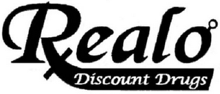 mark for REALO DISCOUNT DRUGS, trademark #85683984