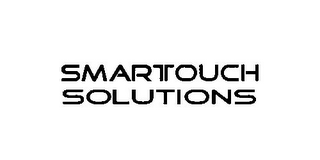 mark for SMARTTOUCH SOLUTIONS, trademark #85684081