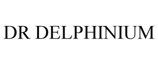 mark for DR DELPHINIUM, trademark #85684203