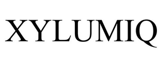 mark for XYLUMIQ, trademark #85684246