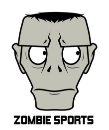 mark for ZOMBIE SPORTS, trademark #85684373