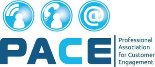 mark for PACE PROFESSIONAL ASSOCIATION FOR CUSTOMER ENGAGEMENT, trademark #85684702