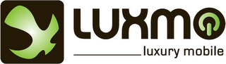 mark for LUXMO LUXURY MOBILE, trademark #85684815