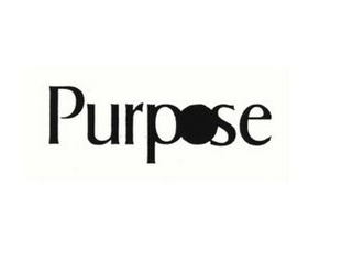 mark for PURPOSE, trademark #85684934