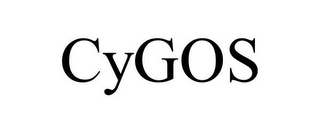 mark for CYGOS, trademark #85685179