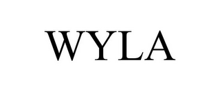 mark for WYLA, trademark #85685213