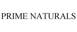 mark for PRIME NATURALS, trademark #85685248