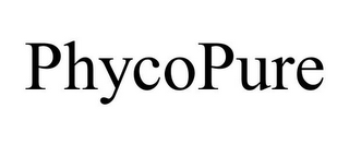 mark for PHYCOPURE, trademark #85685309