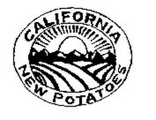 mark for CALIFORNIA NEW POTATOES, trademark #85685323