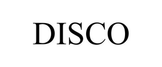 mark for DISCO, trademark #85685368