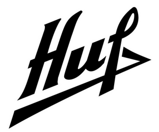 mark for HUF, trademark #85685508