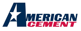 mark for AMERICAN CEMENT, trademark #85685531