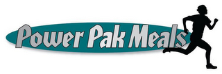 mark for POWER PAK MEALS, trademark #85685604