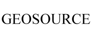 mark for GEOSOURCE, trademark #85685740