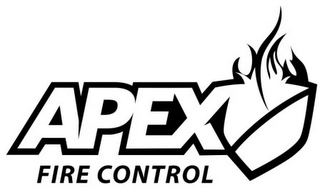 mark for APEX FIRE CONTROL, trademark #85685782