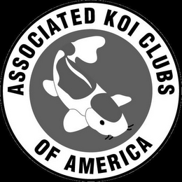mark for ASSOCIATED KOI CLUBS OF AMERICA, trademark #85685838