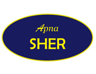 mark for APNA SHER, trademark #85685881