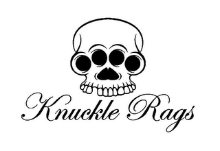 mark for KNUCKLE RAGS, trademark #85685882