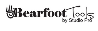 mark for BEARFOOT TOOLS BY STUDIO PRO, trademark #85685978