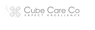 mark for CUBE CARE CO EXPECT EXCELLENCE, trademark #85686201