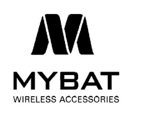 mark for M MYBAT WIRELESS ACCESSORIES, trademark #85686291