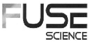 mark for FUSE SCIENCE, trademark #85686587