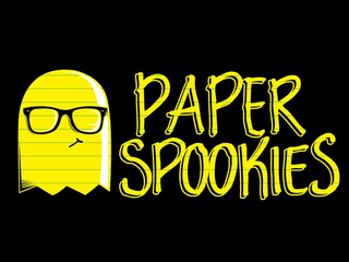 mark for PAPER SPOOKIES, trademark #85686650