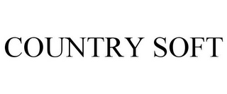 mark for COUNTRY SOFT, trademark #85686664
